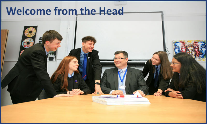 Welcome from the Headteacher